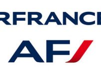 Air France Logo Color Palette