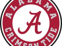 Alabama Crimson Tide Color Palette