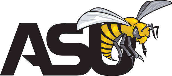 Alabama State Hornets Color Palette
