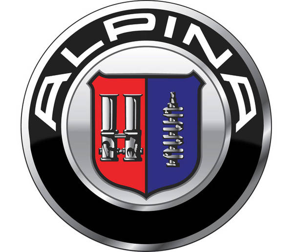 Alpina Logo Color Palette