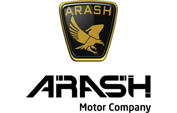 Arash Logo Color Palette
