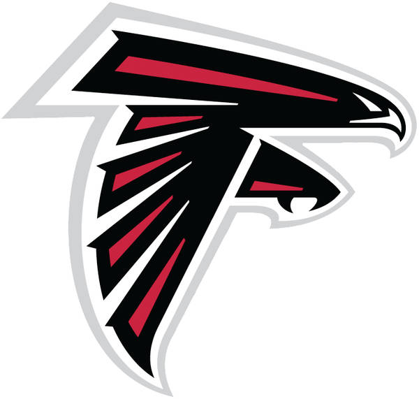 Atlanta Falcons Color Palette