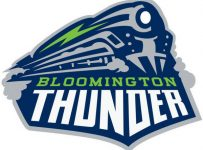 Bloomington Thunder Color Palette