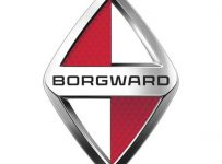 Borgward Logo Color Palette