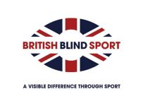 British Blind Sport Logo Color Palette