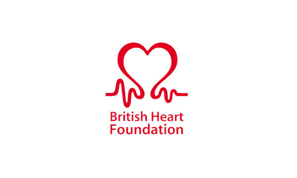 British Heart Foundation Logo Color Palette