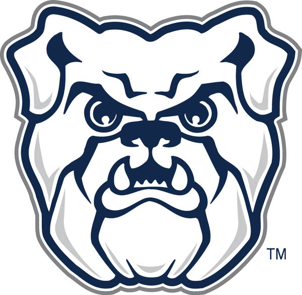 Bulldogs Butler University Color Palette