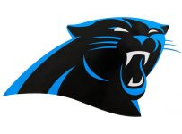 Carolina Panthers Color Palette