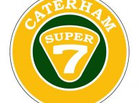 Caterham Logo Color Palette