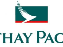 Cathay Pacific Logo Color Palette