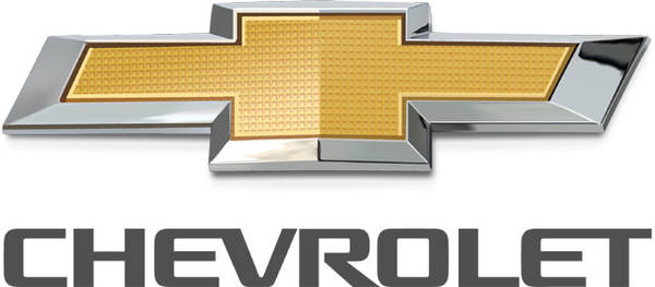 Chevrolet Logo Color Palette