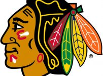 Chicago Blackhawks Color Palette