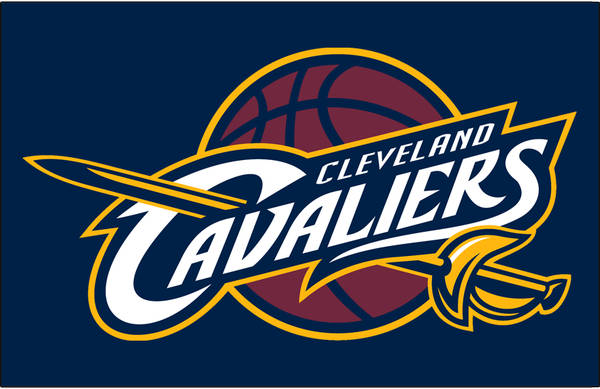 Cleveland Cavaliers Color Palette Navy Blue