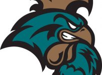 Coastal Carolina Chanticleers Color Palette