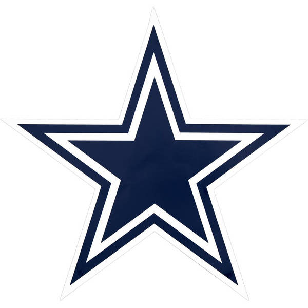 Dallas Cowboys Color Palette