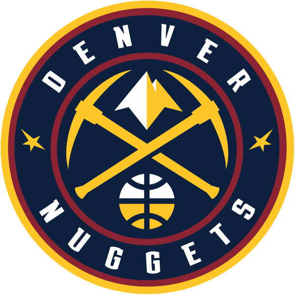 Denver Nuggets Color Palette