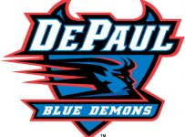 Depaul Blue Demons Color Palette
