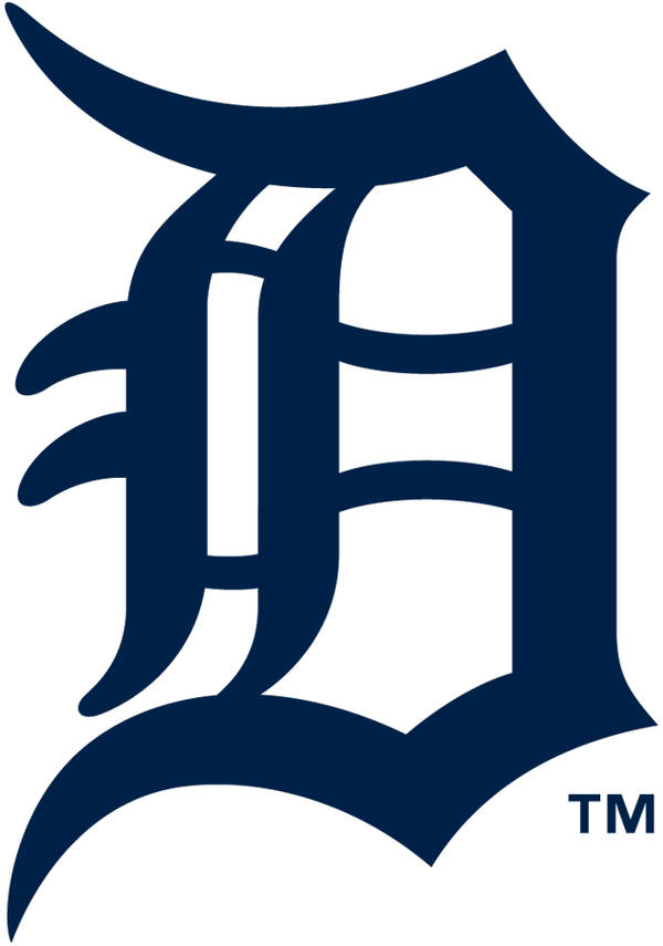 Detroit Tigers Color Palette