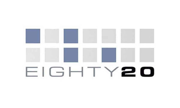 Eighty20 Logo Color Palette