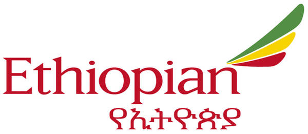 Ethiopian Airlines Logo Color Palette