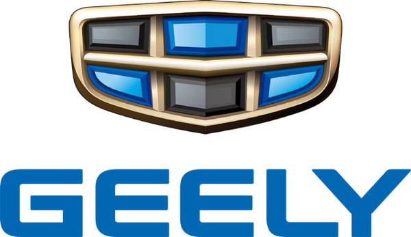 Geely Logo Color Palette