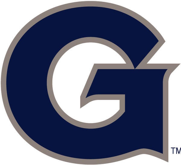 Georgetown Hoyas Color Palette