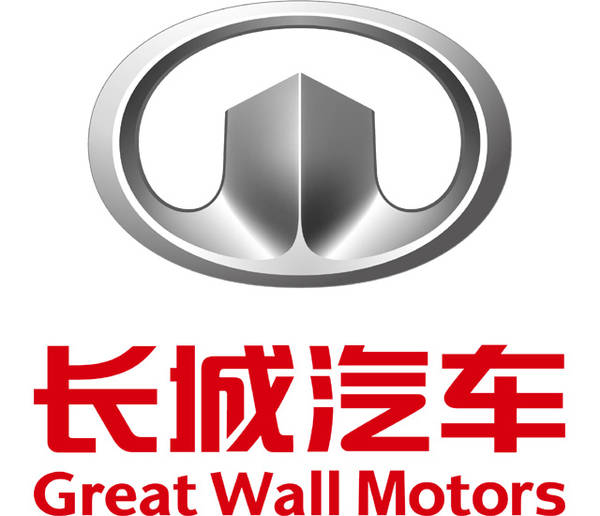 Great Wall Logo Color Palette