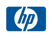Hewlett Packard Logo Color Palette