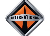 International Trucks Logo Color Palette