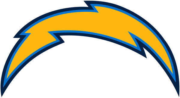 Los Angeles Chargers Color Palette