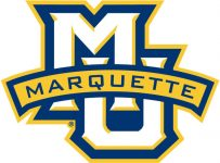 Marquette Golden Eagles Color Palette