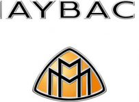 Maybach Logo Color Palette