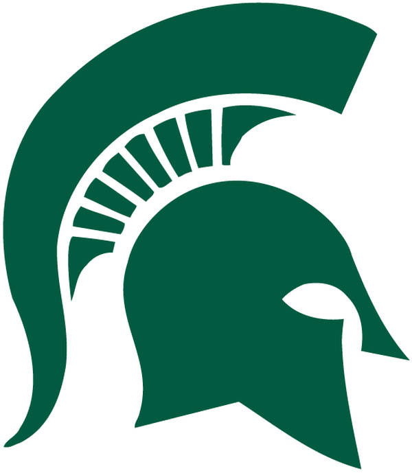 Michigan State Spartans Color Palette