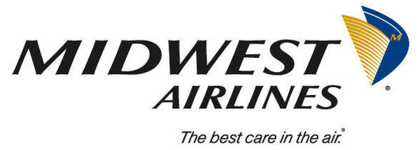 Midweat Airlines Logo Color Palette