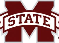 Mississippi State Bulldogs Color Palette