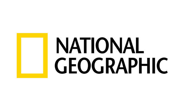 National Geographic Logo Color Palette