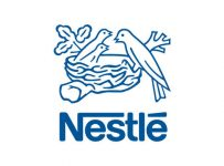 Nestle Logo Color Palette