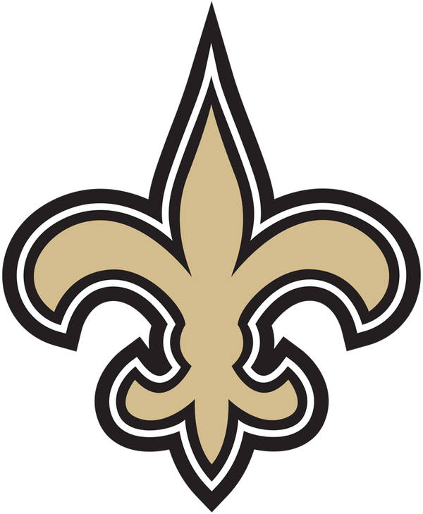 New Orleans Saints Color Palette