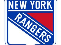 New York Rangers Color Palette
