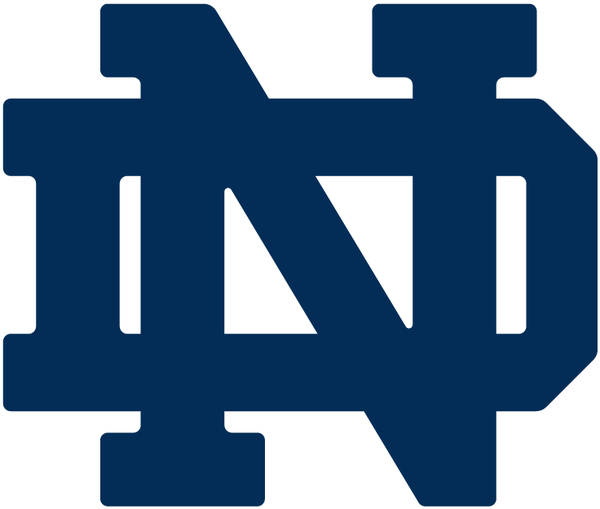 Notre Dame Fighting Irish Color Palette