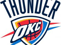 Oklahoma City Thunder Color Palette