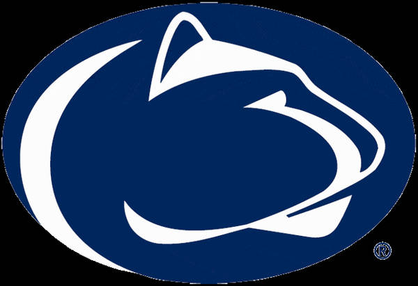 Penn State Nittany Lions Color Palette