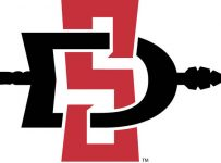 San Diego State University Aztecs Color Palette