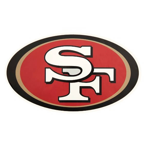 San Francisco 49ers Color Palette