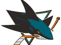 San Jose Shark Color Palette