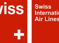 Swiss Airlines Logo Color Palette