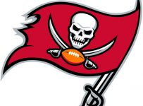 Tampa Bay Buccaneers Color Palette