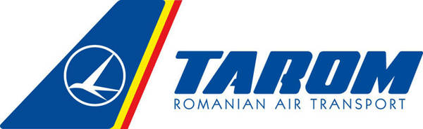 Tarom Airlines Logo Color Palette