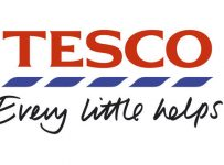 Tesco Logo Color Palette