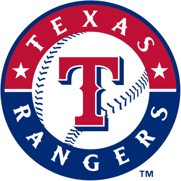 Texas Rangers Color Palette
